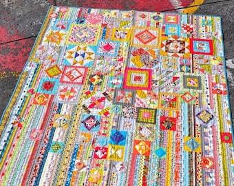 Gypsy Wife Quilt Pattern Book by Jen Kingwell Designs