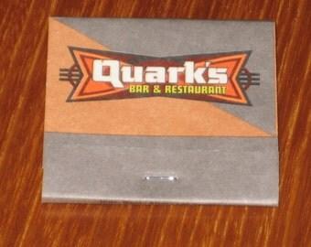Star Trek Deep Space 9 Quark's Lounge Keepsake (1 Keepsake)