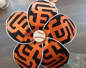 SF Giants Flower