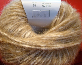 Katia Alpacotton  luxury aran weight yarn - made in Spain - SALE - only 6.5 USD per ball