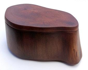 Waiawi Wood Box