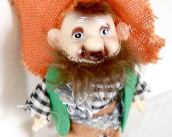 Vintage Hill Billy Doll, Children's Toy