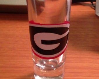 Collegiate Shot Glasses