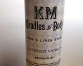 Lavender Vanilla Room and Linen Spray