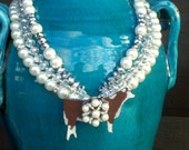 Custom Made Necklace Cattle Cut Out Your Breed Your Brand