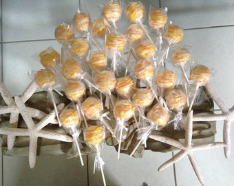 Sugar Free  Birthday Cake Pops Or Cake Balls & All Occasions 24 cake pops