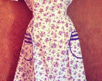 1950's Unworn Housewives Dress