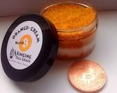 Organic Orange Cream Sugar Scrub