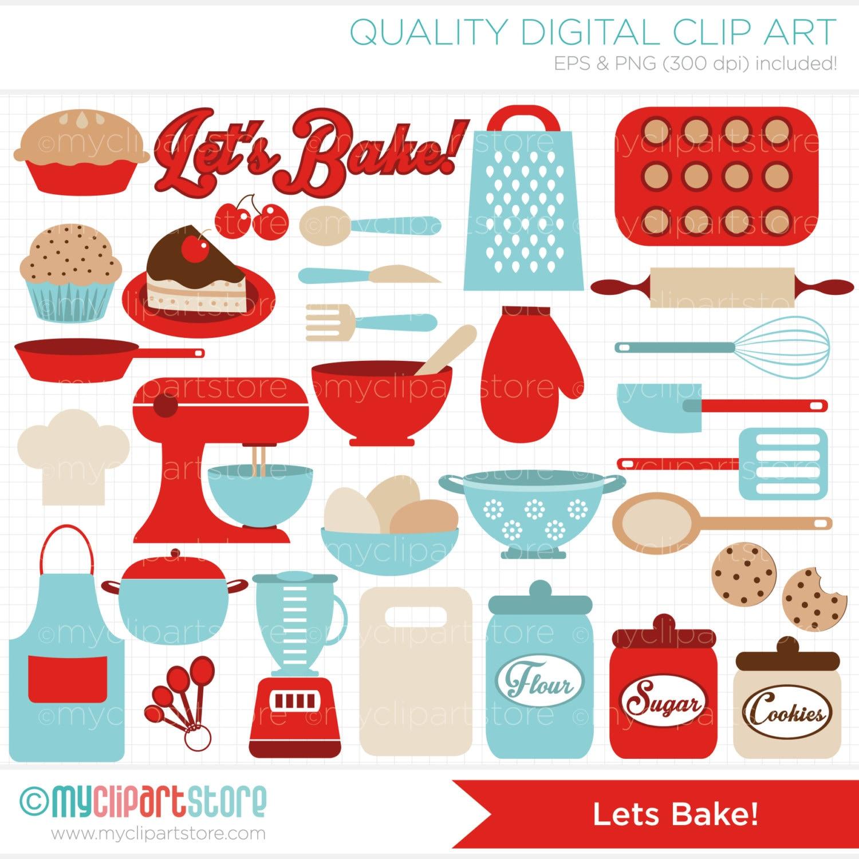 clipart kitchen items - photo #16