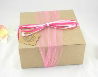Create Your Own - LARGE Gift Box