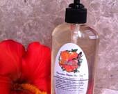 New Hawaiian Pikake Hair Joy Sudsy Hair Cleanser Ultra Premium SPA  Shampoo Paraben and SLS free by Pura Gioia