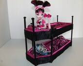 beautifully designed doll furniture par monsternitezzzz. Black Bedroom Furniture Sets. Home Design Ideas
