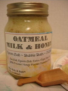 Popular items for bath oil and salts on Etsy