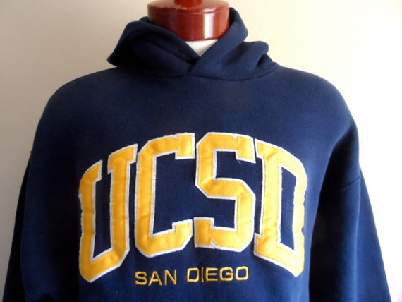 Go Ucsd Tritons Vintage 90s University Of California San Diego