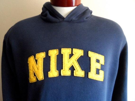 yellow nike jumper