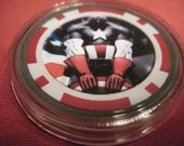 Poker Chip Card Guard - Custom - Send Me Your Image - Challenge Coin - Customized