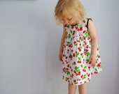 Toddler - Cherry Sleeveless Dress