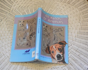 All Kinds Of Animals 1988 A Beka Book, Reading, Teaching Reading, Easy Reader Book, A Beka Book, Reading Program,   :)s