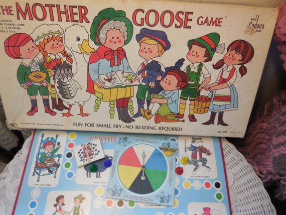 Y Goose Game Mother Goose Bo...