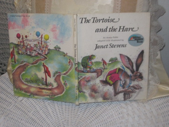 The Tortoise and the Hare An Aesop Fable Janet Stevens