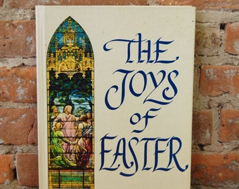 Ideals Hardcover Book The Joys of Easter