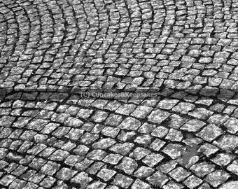 "Dublin ""Cobblestones"" Fine Art Photograph"