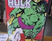 """Vintage 1985 Incredible Hulk """"When Monsters Meet"""" VHS Movie Marvel Stan Lee"""