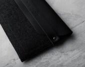 Mujjo iPad mini Envelope Sleeve - Black