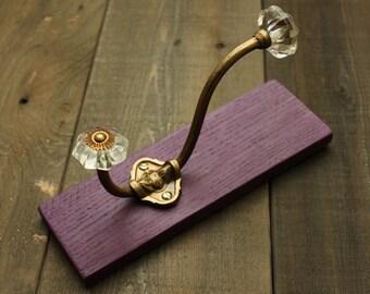 Reclaimed Wood Wall Hook
