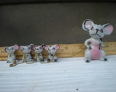 mama mouse and her brood