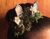 Graveyard Cemetary Halloween Headband