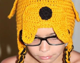 Jake and Finn hat