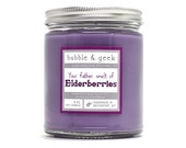 Your Father Smelt of Elderberries Soy Candle Jar
