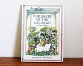 Children's Book, Vintage Book, The Sheep Of The Lal Bagh, Baby Shower, Nusery, India Book