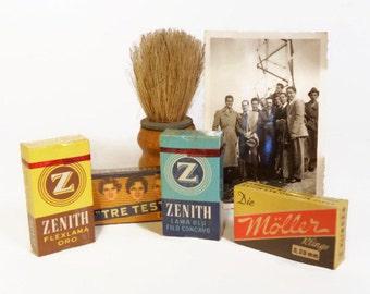 razor blades vintage antique -Grooming 1950s - Vintage shaving -for him