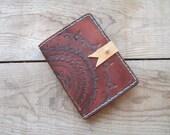 World Traveler Leather Passport Case