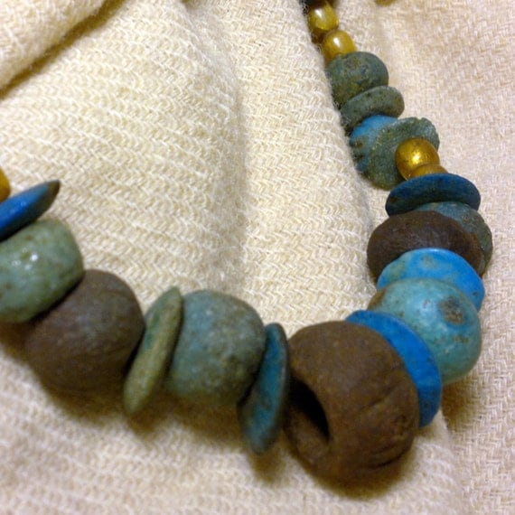 ancient beads at lord of the beads on etsy