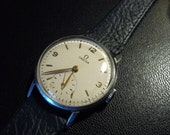 Vintage Omega 30T2 PC Swiss wristwatch from 1947