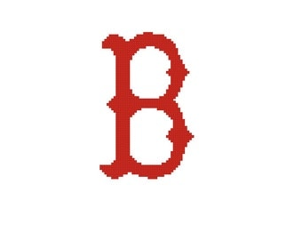 Boston Red Sox Crochet Graph Afghan Pattern - Ad#: 3630147