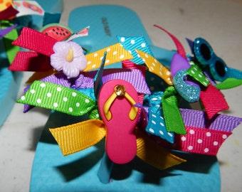 SUMMER TIME---GIRL'S Flip Flops