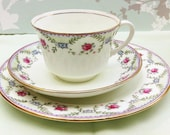 Early Vintage  Aynsley Tea Trio
