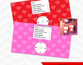 Valentines Day Printable - INSTANT DOWNLOAD