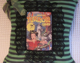 Terror Tales Cushion