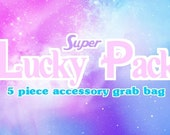 Super Lucky Pack - 5 Piece Accessory Grab Bag