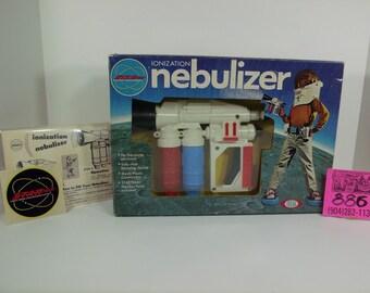 S.T.A.R. Team Nebulizer, 1970