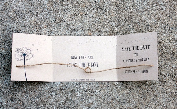 Save the date ideas - Etsy