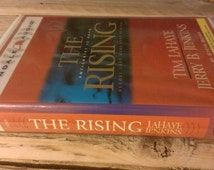 The Rising, Antichrist is Born, Before They Were Left Behind, Tim Lahaye Jerry B. Jenkins, Audiobooks on Cassette Tapes