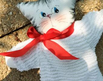 Handpainted Kitty Lovey