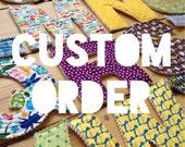 Custom order for Rose