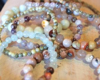 Soft Neutral Bracelet GRAB BAG (10 bracelets)